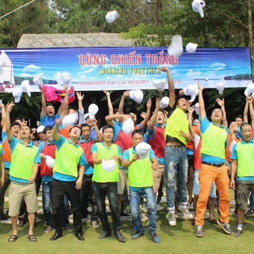 Công ty SSCP Hà Nội Team Building
