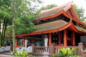 VQG Ba Vì – Điểm dã ngoại cuối tuần gần Hà Nội